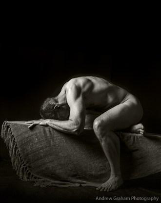 Artistic Nude Studio Lighting Photo by Photographer Andrew Graham