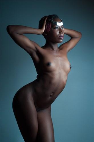 Artistic Nude Studio Lighting Photo by Photographer Armellekerine Photography
