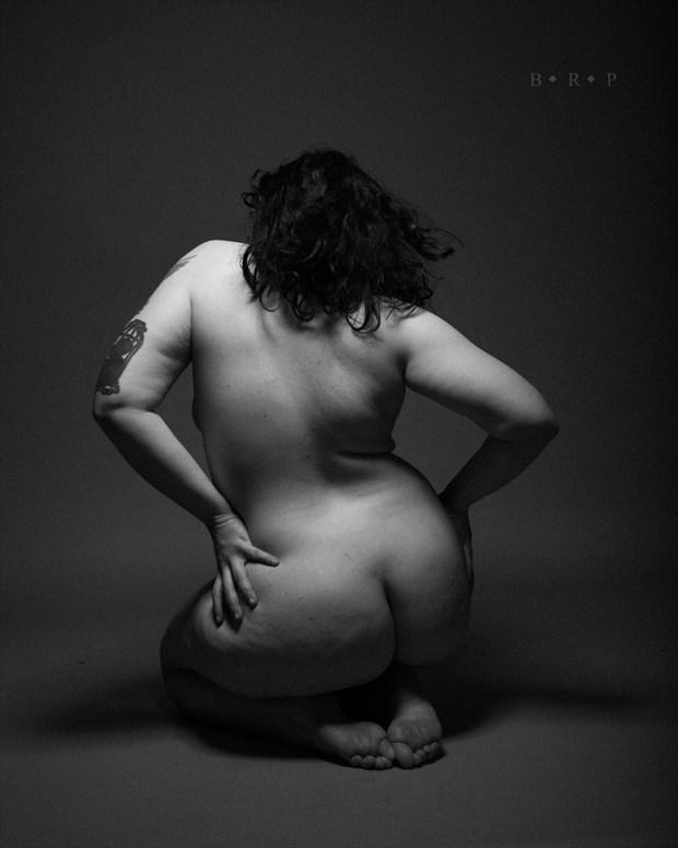 Artistic Nude Studio Lighting Photo by Photographer Brandon Rudich