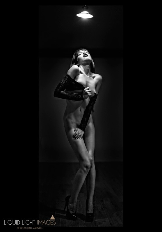 Artistic Nude Studio Lighting Photo by Photographer Chris Maxwell   Liquid Light Images, LLC