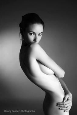 Artistic Nude Studio Lighting Photo by Photographer Denny F
