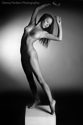 Artistic Nude Studio Lighting Photo by Photographer Denny F