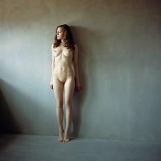 Artistic Nude Studio Lighting Photo by Photographer Fabien Queloz