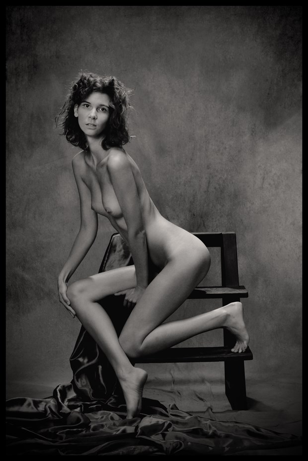 Artistic Nude Studio Lighting Photo by Photographer JERZY  R%C4%98KAS