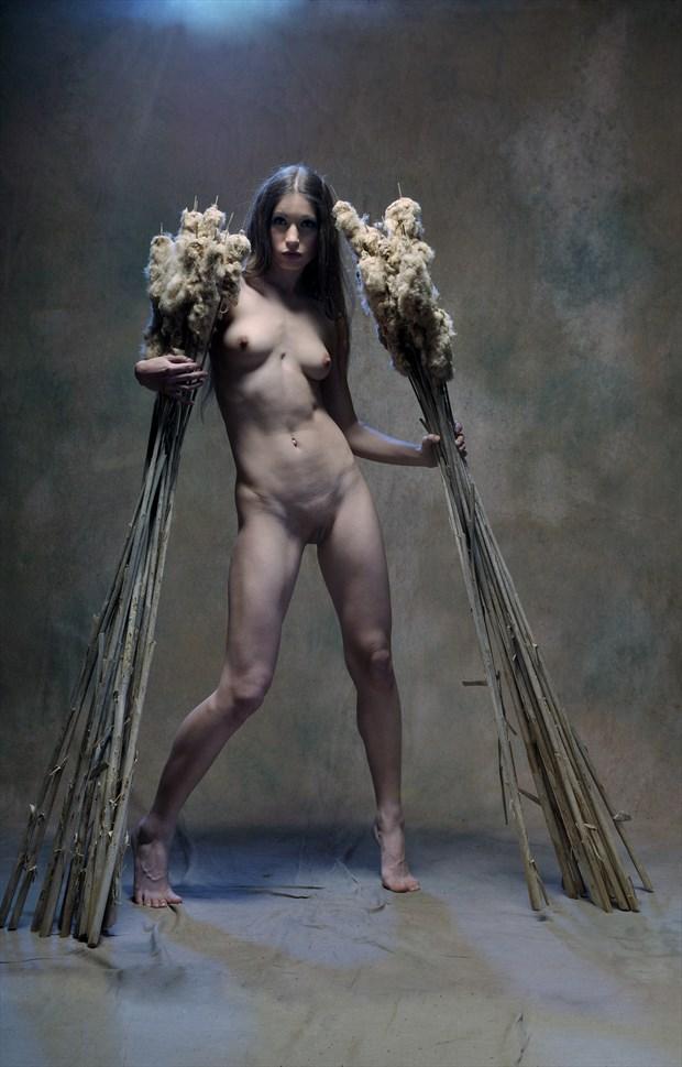 Artistic Nude Studio Lighting Photo by Photographer JERZY  R%C4%98KAS