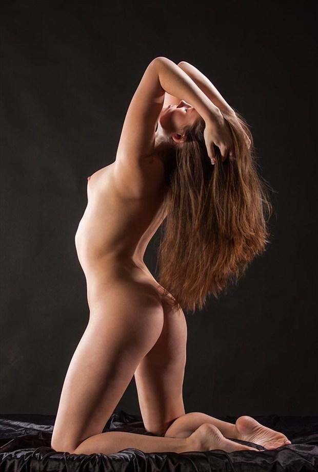 Artistic Nude Studio Lighting Photo by Photographer John Hacht