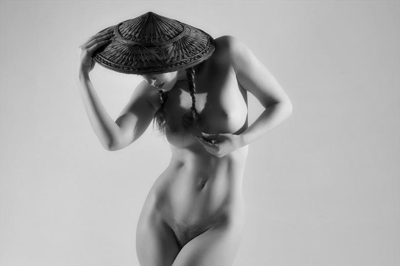 Artistic Nude Studio Lighting Photo by Photographer Karen Jones