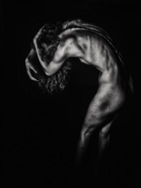 Artistic Nude Studio Lighting Photo by Photographer Marcus Jake