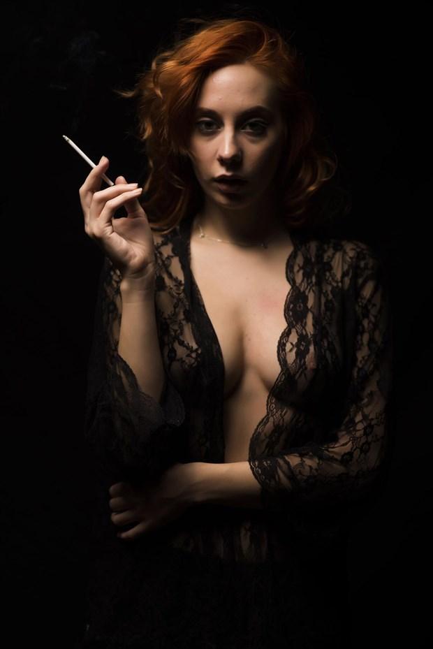 Artistic Nude Studio Lighting Photo by Photographer Randy C Photography