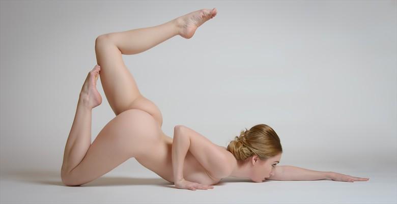 Artistic Nude Studio Lighting Photo by Photographer Rascallyfox