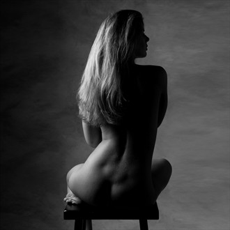 Artistic Nude Studio Lighting Photo by Photographer Robert