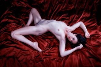 Artistic Nude Studio Lighting Photo by Photographer Roger_N