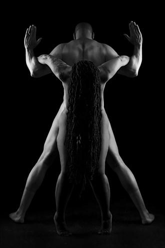 Artistic Nude Studio Lighting Photo by Photographer Shew Design Studio