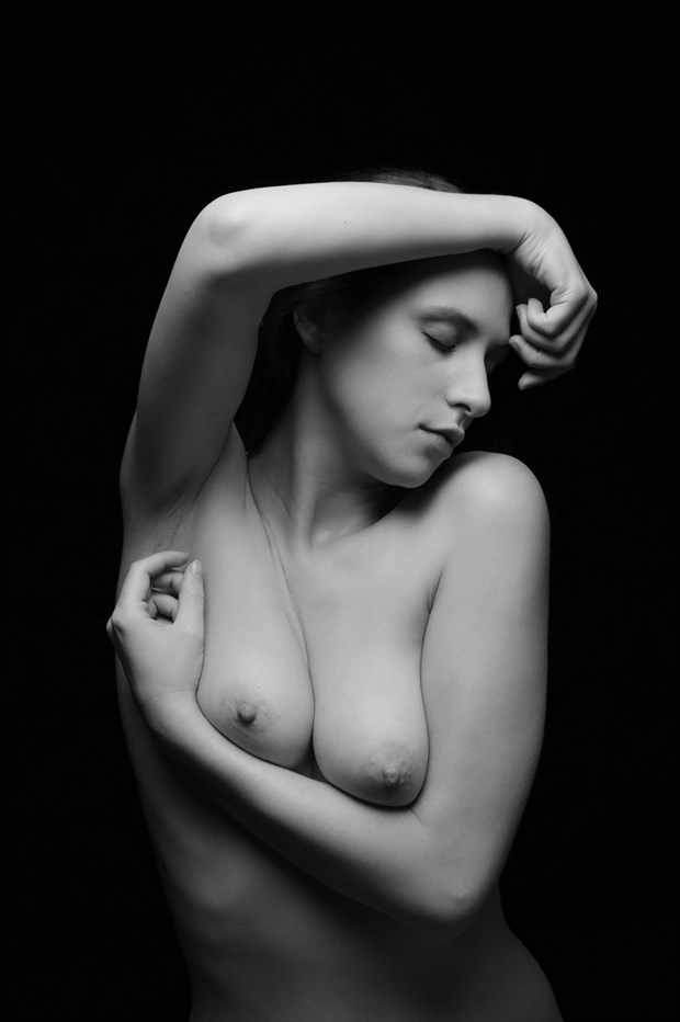 Artistic Nude Studio Lighting Photo by Photographer TheBody.Photography