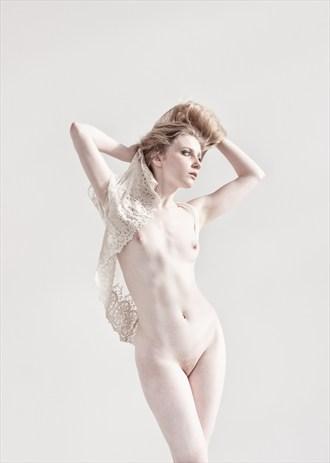 Artistic Nude Studio Lighting Photo by Photographer Tim Pile