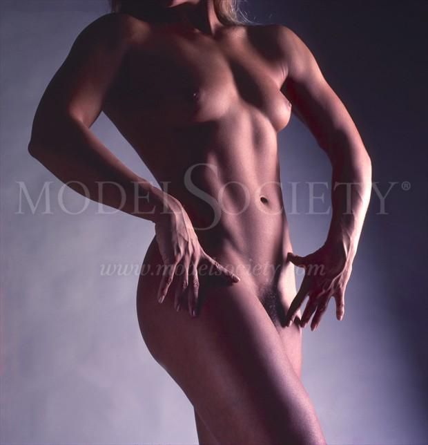 Artistic Nude Studio Lighting Photo by Photographer david428
