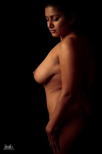 Artistic Nude Studio Lighting Photo by Photographer photojmb