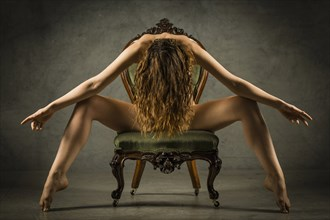 Artistic Nude Studio Lighting Photo by Photographer terrymemoryphoto