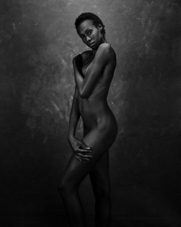 Artistic Nude Studio Lighting Photo by Photographer wmzuback