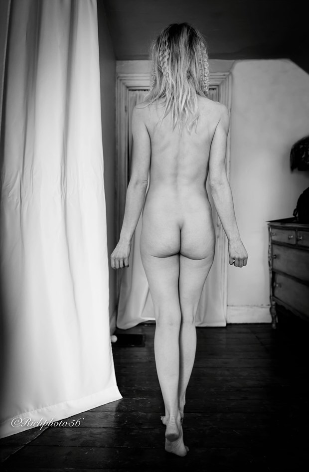 Artistic Nude Surreal Artwork by Model Vivien