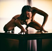 Artistic Nude Surreal Photo by Model Amy Marie