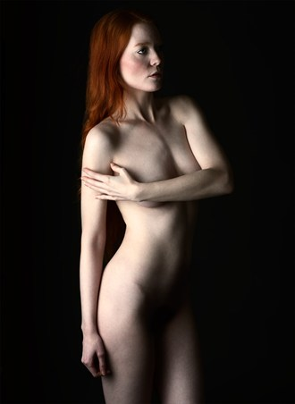 Artistic Nude Surreal Photo by Model Constantine Snow