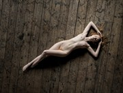 Artistic Nude Surreal Photo by Model Gem