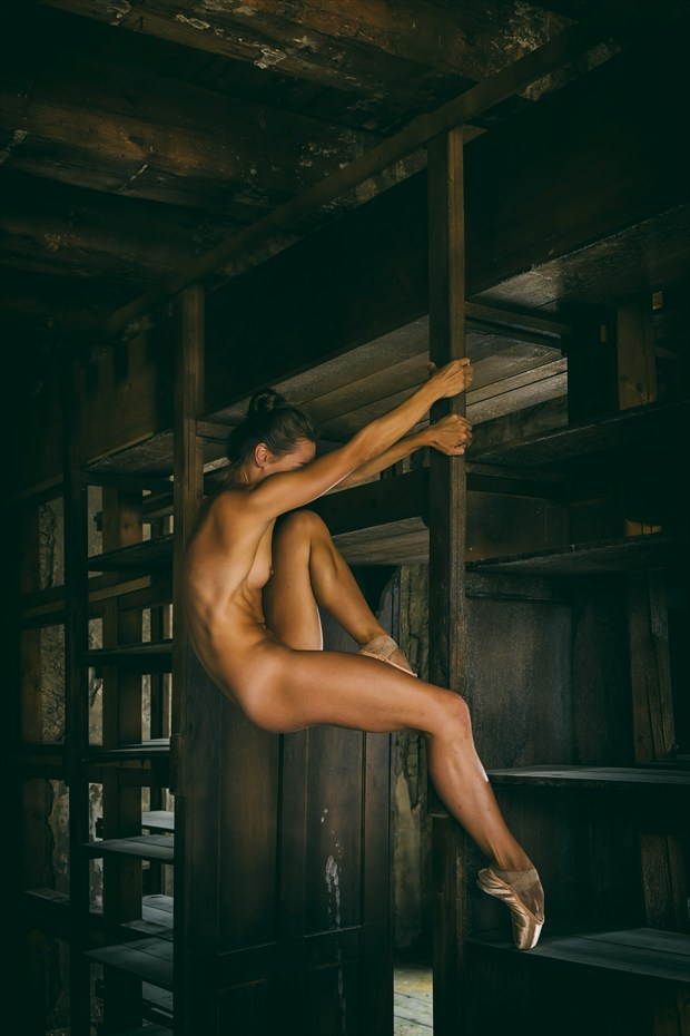 Artistic Nude Surreal Photo by Model Helena G