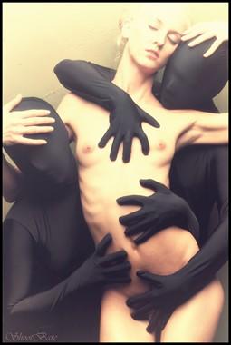 Artistic Nude Surreal Photo by Model Jenna Kellen