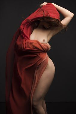 Artistic Nude Surreal Photo by Model Jessica Lindsey