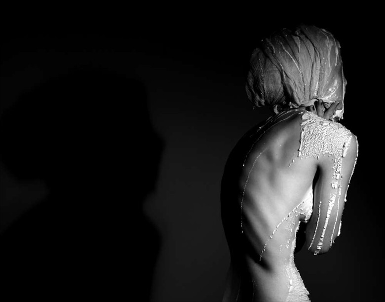 Artistic Nude Surreal Photo by Model Laina V