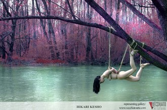 Artistic Nude Surreal Photo by Model Magena Yama