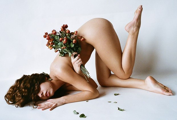 Artistic Nude Surreal Photo by Model Monique