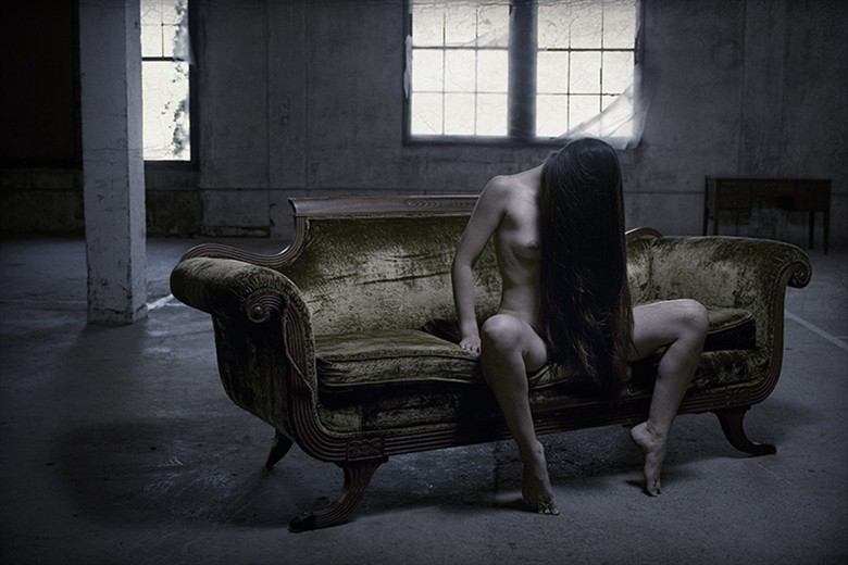 Artistic Nude Surreal Photo by Model blueriverdream