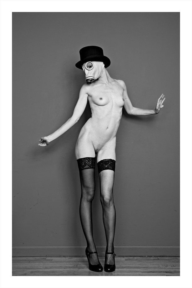 Artistic Nude Surreal Photo by Photographer Carney Malone
