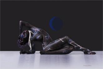 Artistic Nude Surreal Photo by Photographer Doug Gilbert