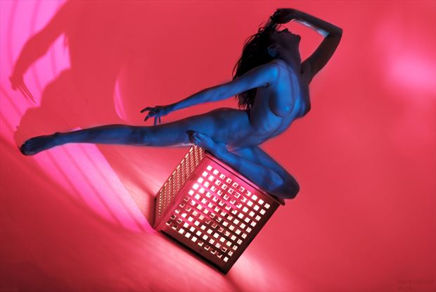 Artistic Nude Surreal Photo by Photographer Mark Bigelow