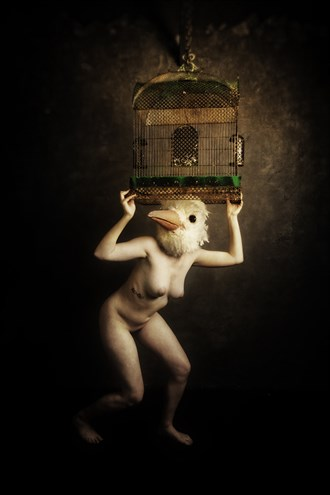 Artistic Nude Surreal Photo by Photographer wmzuback