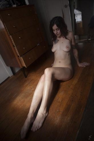 Artistic Nude Tattoos Photo by Model Mila Ringo