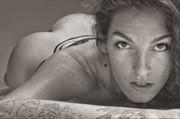 Artistic Nude Tattoos Photo by Model MissMacaroni