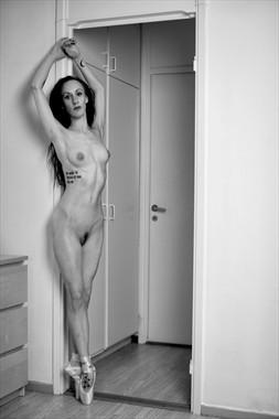 Artistic Nude Tattoos Photo by Model Myrtha Meadows