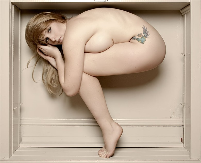 Artistic Nude Tattoos Photo by Model NicoleNudes