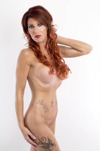 Artistic Nude Tattoos Photo by Model Phoenix Starr