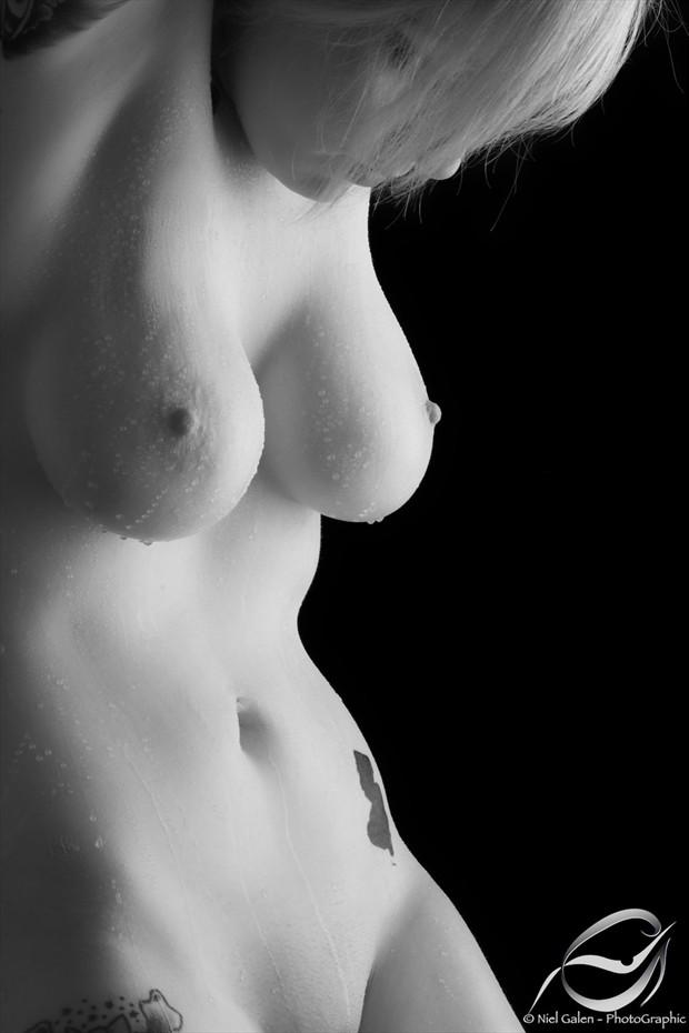 Artistic Nude Tattoos Photo by Model Zerotia