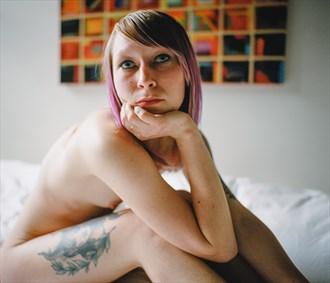 Artistic Nude Tattoos Photo by Photographer Alveoli Photography