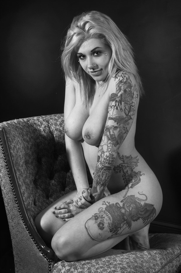 Artistic Nude Tattoos Photo by Photographer Anchorphoto