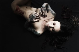 Artistic Nude Tattoos Photo by Photographer Boudoir and Glamour