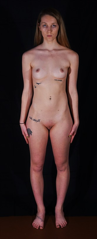 Artistic Nude Tattoos Photo by Photographer Enlightened Images
