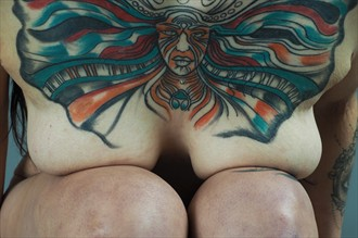 Artistic Nude Tattoos Photo by Photographer Ivan