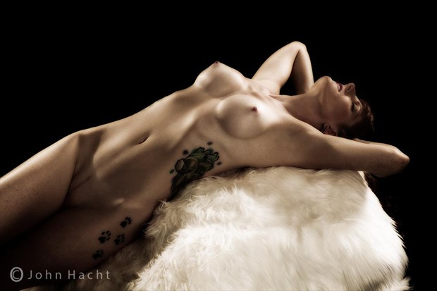 Artistic Nude Tattoos Photo by Photographer John Hacht